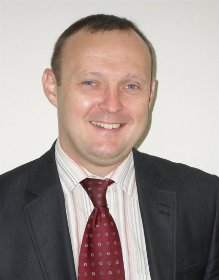 Dmitry Filichenok, first deputy director